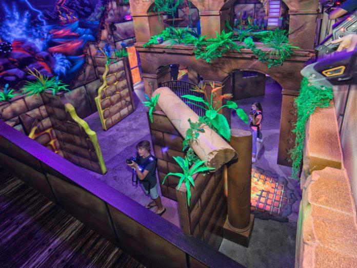 Thrills Arcade Laser Tag