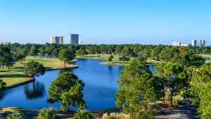 Destin, Florida golf course